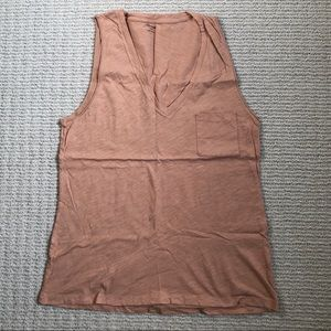 Madewell Tank, Size M